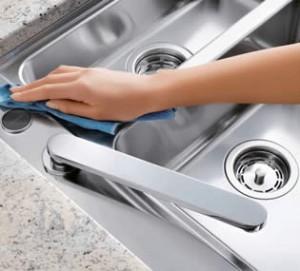 Limpiar el acero inoxidable inoxamedida mobiliario en acero inoxidable - Como limpiar la campana de la cocina ...