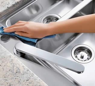 Limpiar el acero inoxidable inoxamedida mobiliario en - Limpiar acero inox ...