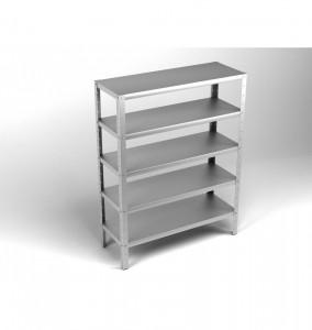 estanteria 5 baldas