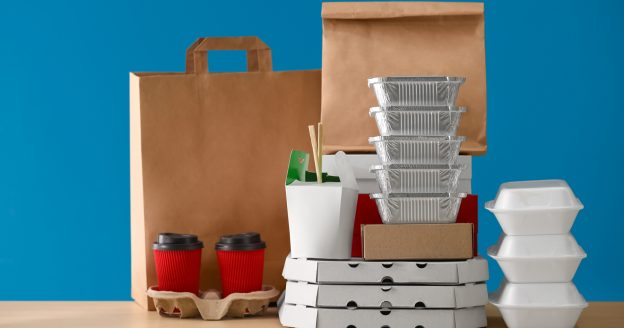 Alternativas de packaging para comida para llevar y recoger, take away y delivery